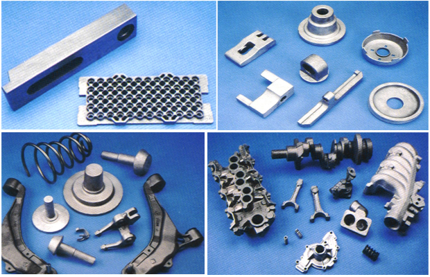Example of Customer Parts